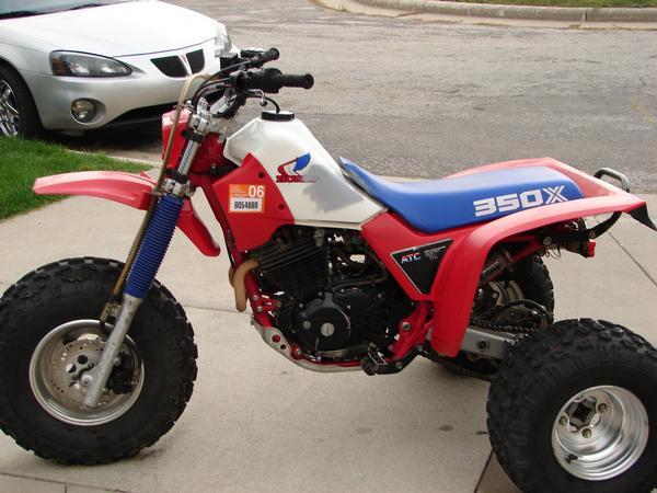 Honda 350x Trike Questions Honda Trx 450r