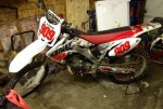 chronicsmoke's 2006 Honda CRF250R
