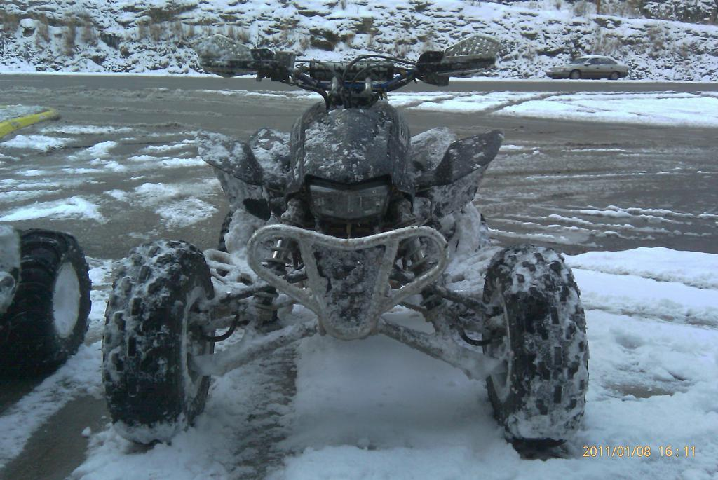 After Snow Ridin